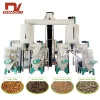 Complete Biomass Pellet Production Line