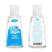 In Stock 75% Alcohol YISLU Hand Sanitizer With Vitamin E 30ml thumbnail image