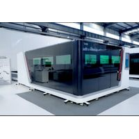 10kw 20kw 30kw 40kw High Power Fiber Laser Cutting Machine