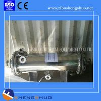 Stainless steel heat exchanger used for chemical pharmaceutical petroleum food stuff,light industrie