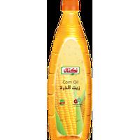 Naktal Corn Oil 1 LT. Round Pet Bottle thumbnail image