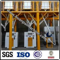Hot sale with good quality commercial maize flour making machine thumbnail image