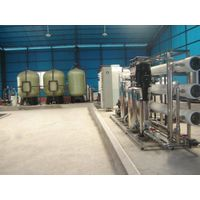 15T/H RO pure water treatment machine