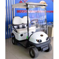 36V 1KW Smart electric golf utility vehicles / golf cars with CE certificate and Curtis controller