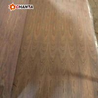 Linyi factory cheap price 12mm decorative plywood for furniture from chanta