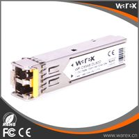 CWDM-SFP-1550 Compatible 2.5G CWDM SFP Transceiver Module For 1550nm 80km Networking