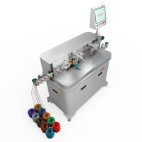 NKM-100 Automatic 10 Wires Both Ends Tinning Machine