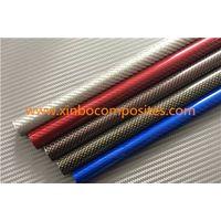 Carbon Fiber Wing Spar Tube