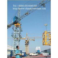 QTZ80A tower crane thumbnail image