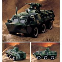 die cast military model ZSL92 Wheeled Armoured Vehicle