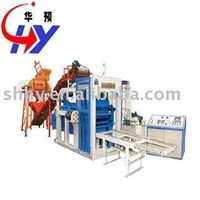 HY-QM4-12 concrete brick making machine
