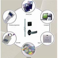 Intelligent Safe Hotel RFID Card Lock Door Lock System