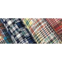 PATCHWORK FABRICS COTTON CHECKS