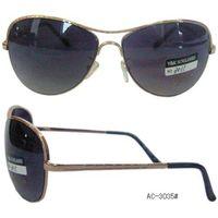 Fashion metal frame sunglasses
