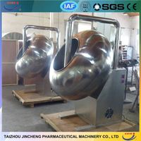BY1000 coating drum