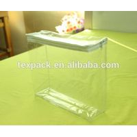 clear pvc bedsheet bag