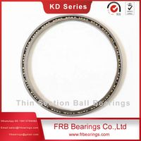 Thin section radial contact ball KD series bearings thumbnail image
