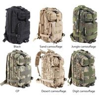 Outdoor Camouflage Sport Military Army Packsack Duffel Backpack