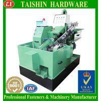 TX-6R Automatic High Speed Wood Screw Bolt Nut Thread Making Machine