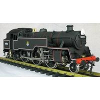 Steam train model - British 4MT thumbnail image