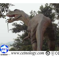 Children Zoo Robotic Animal Model Jurassic Park Dinosaur