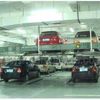 (CE)Private Apartment Area Use Automatic Hydraulic Puzzle Parking System