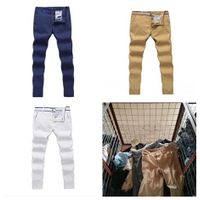 used cotton pants men used clothes used clothes sale high quality second hand clothing