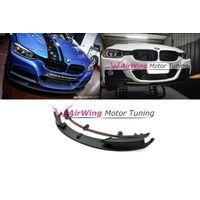 F30 - [M-TECH bumper] -M Performance style Carbon Front Lip Spoiler ((3pcs)) thumbnail image
