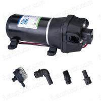 Marine pump DC AC diaphragm pump