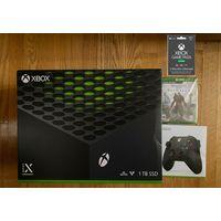 Xbox Series X 1TB Console Black