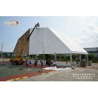 50m Width Large Outdoor Clear Span Aluminum Frame Waterproof LargeTent for Sports