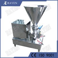 Stainless steel Liquid Mixing pump inline powder mixer