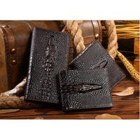 Men's Classic Wallet with Oil-Wax Leather