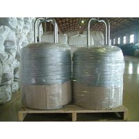 Galvanzied steel wire for armoring  cable