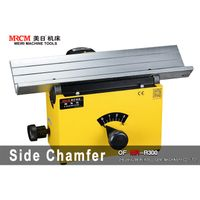 MR-R300 high quality industrial plate beveling machine with long service life