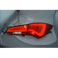 Hyundai all new santafe IX45 tail lamp