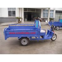 Electric Cargo Rickshaw/Goods Carrier Tricycle/Battery Operated Rickshaw (YUDI-C333)