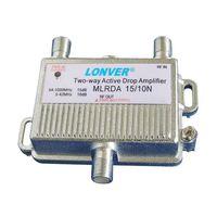 CATV Drop Amplifier
