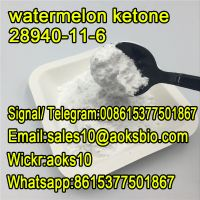 china factory whatsapp/telegram/signal:0086153775 cas 28940-11-6 Watermelon Ketone powder