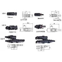 pv solar connectors series