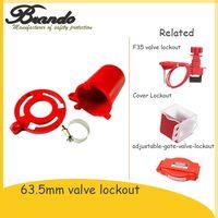 BO-F41,F42,F43,F44,Plug Gate Valve Lockout, Safety Locks