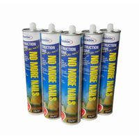 320g Silicone sealant paper cartridge