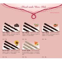 Hand made choco stick Double coating
