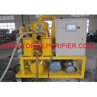 High Vacuum Oil Purification plant, oil filter, oil regeneration