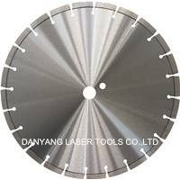 diamond saw blade brazed segment