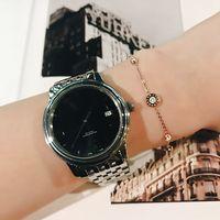 Rose gold new models simple crystal bracelet
