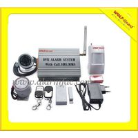 DVR alarm system with MMS&SMS function(YL-007M8)