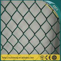 Guangzhou Chain Link Mesh/ Galvanized Chain Link Mesh/ PVC Coated Chain Link Mesh