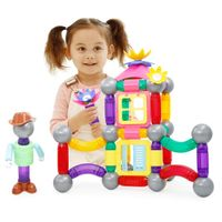 Puzzle Anxiety Toy Magnetic Builders thumbnail image