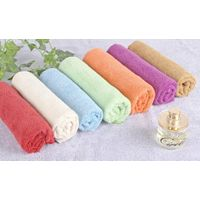 100%bamboo face towel